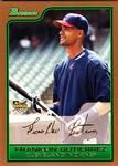 The Trading Card Database | Franklin Gutierrez - 2006 Cards