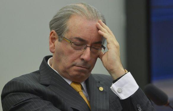 Lista com os 10 candidatos que votaram contra a cassação de Cunha