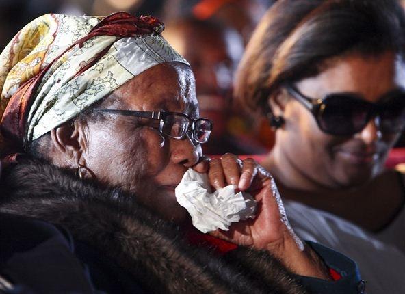 Sharp Sharp Vuyo | Memorial service for Vuyo Mbuli | Channel24