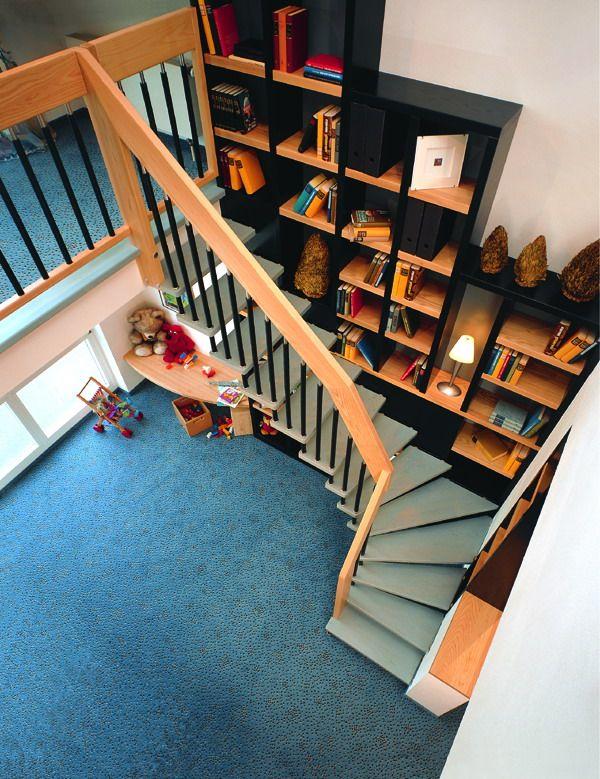17 best ideas about escalier 1 4 tournant on pinterest rampe escalier bois - Fabriquer une rambarde ...