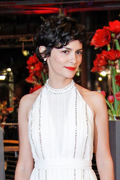 Audrey Tautou attends the Closing Ceremony of the 65th Berlinale International Film Festival on February 14 2015 in Berlin Germany