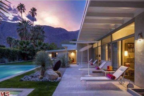 Leeds Howard House Designed by Donald Wexler in P.S. - Weekend Getaways - Curbed LA