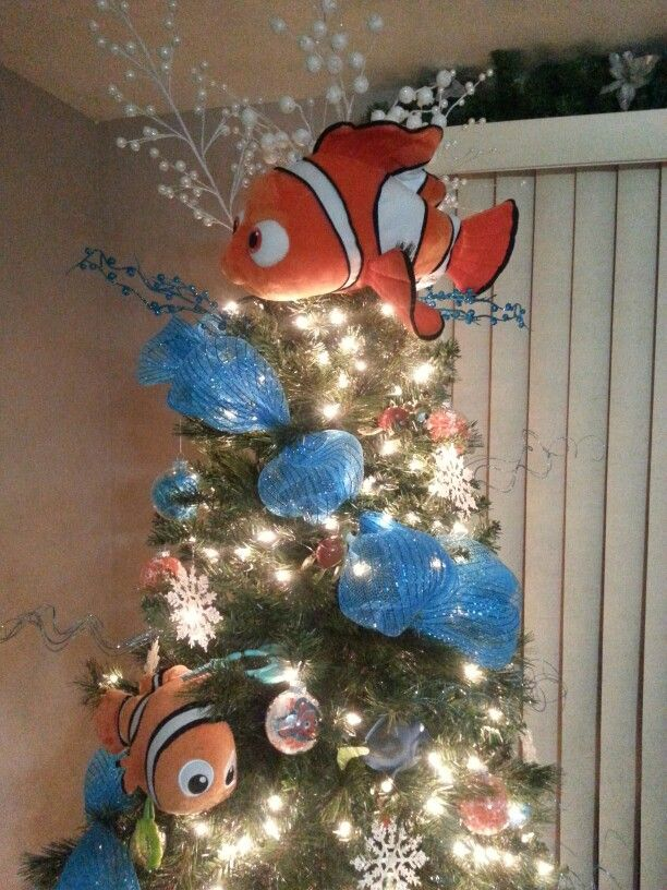 15 Best Christmas Tree Finding Nemo Images On Pinterest