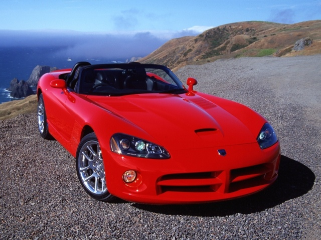 High Quality This Is My Dads Car 2004 Dodge Viper SRT 10