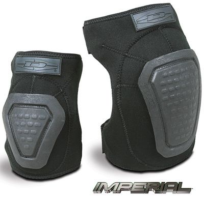 Damascus DNEP Imperial Neoprene Elbow Pads w/Reinforced Caps