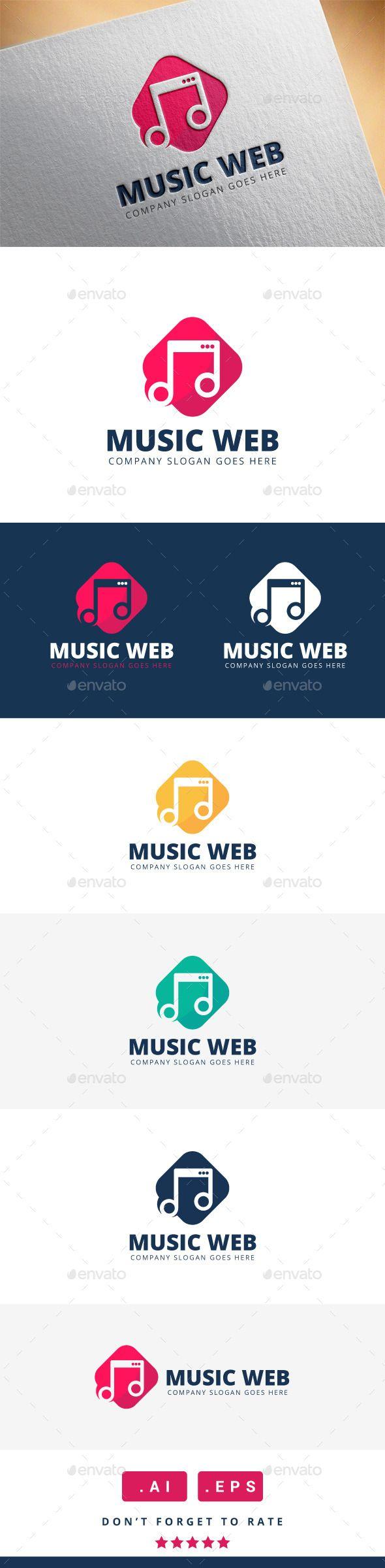 Music Web Logo
