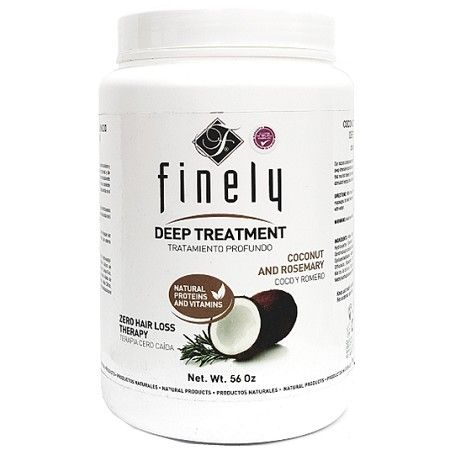 Finely Deep Treatment Zero Hair Loss Therapy 56 oz $19.95 Visit www.BarberSalon.com One stop shopping for Professional Barber Supplies, Salon Supplies, Hair & Wigs, Professional Product. GUARANTEE LOW PRICES!!! #barbersupply #barbersupplies #salonsupply #salonsupplies #beautysupply #beautysupplies #barber #salon #hair #wig #deals #sales #Finely #Deep #Treatment #Zero #HairLoss #Therapy