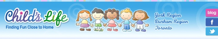 kids events, activities and services toronto region