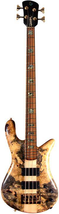 NS-4 Stuart Spector Designs, LTD - Makers of exceptional bass guitars: UNCOMPROMISING QUALITY | UNPARALLELED VERSATILITY | UNBELIEVABLE SOUND