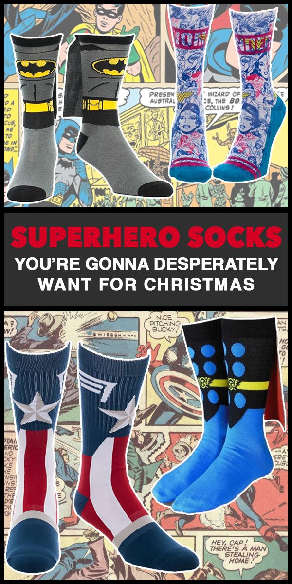 Superhero Socks, Batman Socks, Caped Socks, Thor Socks, Captain America Socks, Spiderman Socks, Geeky Socks, Geek Socks, Nerdy Socks, Nerd Socks, Nerdy Fashion, Geeky Gift Ideas, Geek Gift Ideas, Nerd Gift, Nerdy Gift, Geek Gifts,  Geek Gift for Him, Geeky Gifts for Him, Geeky Gifts for Boyfriend, Geeky Gifts for Dad, Nerd Gift Ideas, Nerd gifts for him, Nerdy Gift Ideas for Him, Nerdy Gifts for Boyfriend, Nerdy Gifts for Him