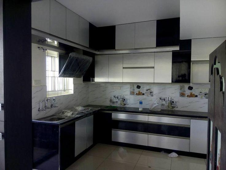 8 best pvc modular kitchen cabinets design - balabharathi images on ...