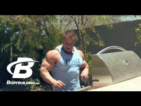 Jay Cutler Living Large Episode 3 - Workouts, Training Tips, Nutrition -...