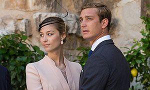 Pierre Casiraghi and Beatrice Borromeo marry in civil ceremony