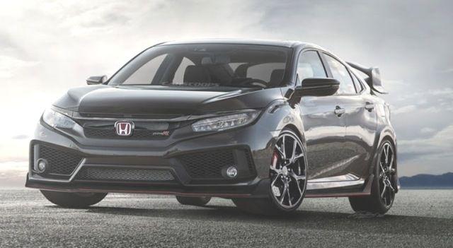 Honda reveals Type- R concept of Civic , Car News - K4car.com