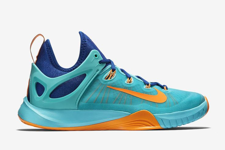 super popular 22c78 04b05 Nike Zoom Hyperrev 2015  Light Retro, Gym Blue   Bright Citrus    Shoes    Pinterest   Retro gym, Nike zoom and Max 2015