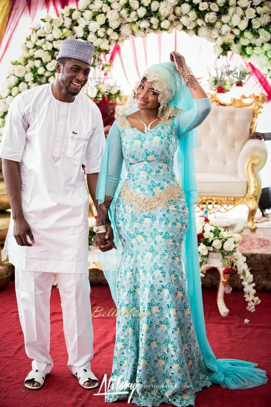 Safiya Meema Umar Yuguda Wedding Hausa Nigerian Wedding Bellanaija February 2015 015 Photo