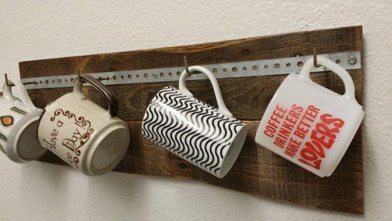les 25 meilleures id es de la cat gorie support pour tasse caf sur pinterest d tenteurs de. Black Bedroom Furniture Sets. Home Design Ideas