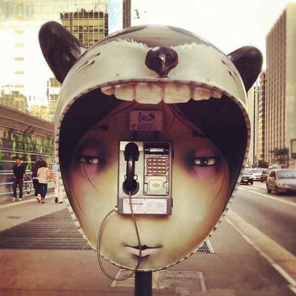 #phone #booth #creative