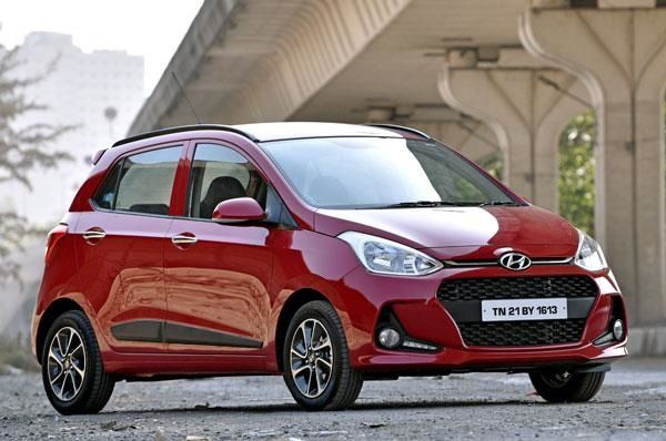 017 Hyundai Grand i10 facelift review, test drive