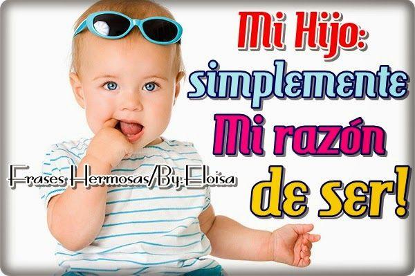 Con Frase Para Mi Bebé Imagui