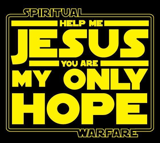 Star Wars - Spiritual warfare