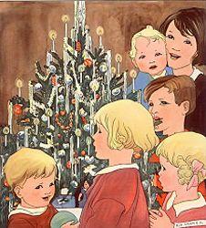 December (Rie Cramer)