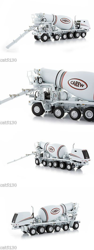 Vintage Manufacture 740: Oshkosh S-Series Cement Mixer - Carew - 1 50 - Twh # 075-01069 -> BUY IT NOW ONLY: $219.95 on eBay!