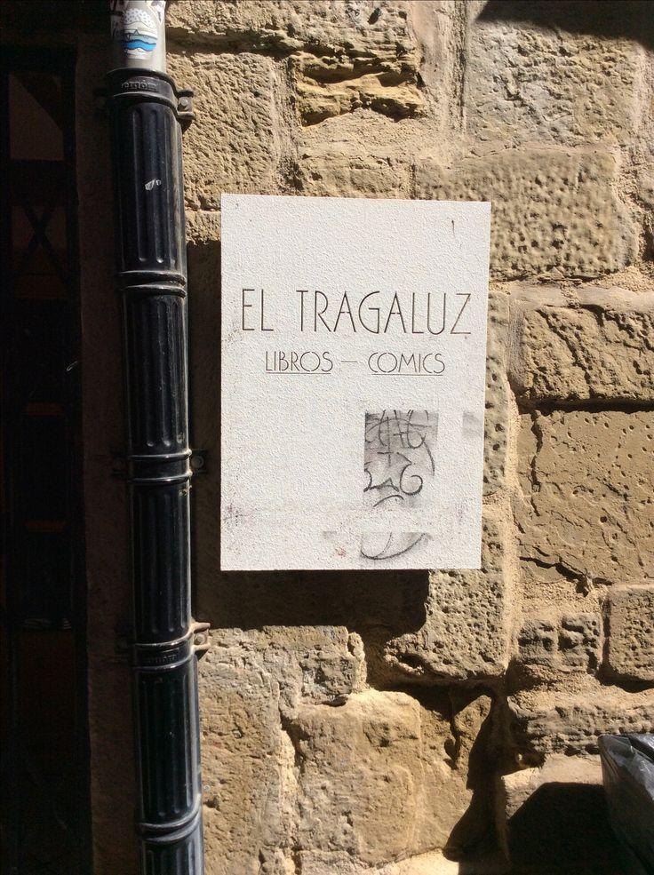 Nuestra compañera Teresa Mateos ha visitado algunas #librerías en #Logroño #larioja