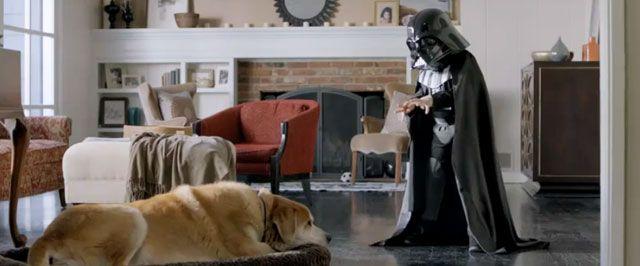 Thor vs Darth Vader ovvero citazioni incrociate fra pubblicità virali
