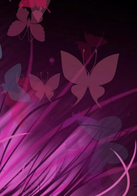 Purple/Pink Butterfly Background | Designs & Backgrounds ...