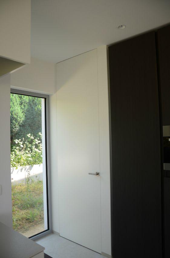 Portes battantes - projets - Xinnix Door Systems