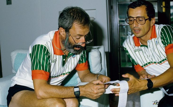 Blood Doping 101 | CyclingTipsFrancesco Conconi (left) is regarded as the father of modern blood doping