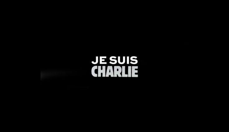 charlie hebdo - I am Charlie