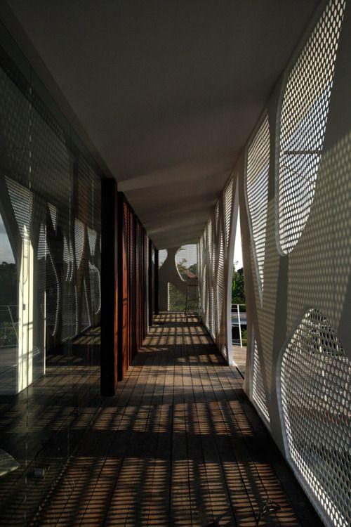 Issi Villa, byBudi Pradono Architects .