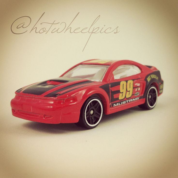 """99 Ford Mustang: 2016 Hot Wheels """"Ford Performance"""
