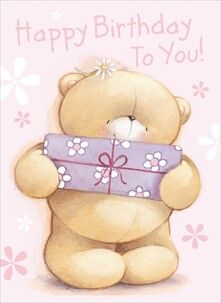 579 best forever friends images on pinterest teddy bears teddy bear forever friends happy birthday to you bookmarktalkfo Gallery