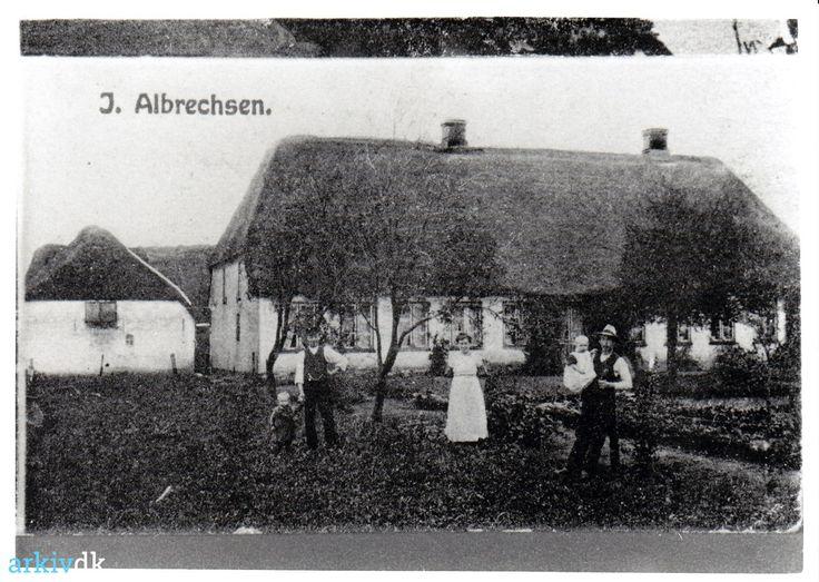 arkiv.dk | Mellerup Bygade 2 før 1910