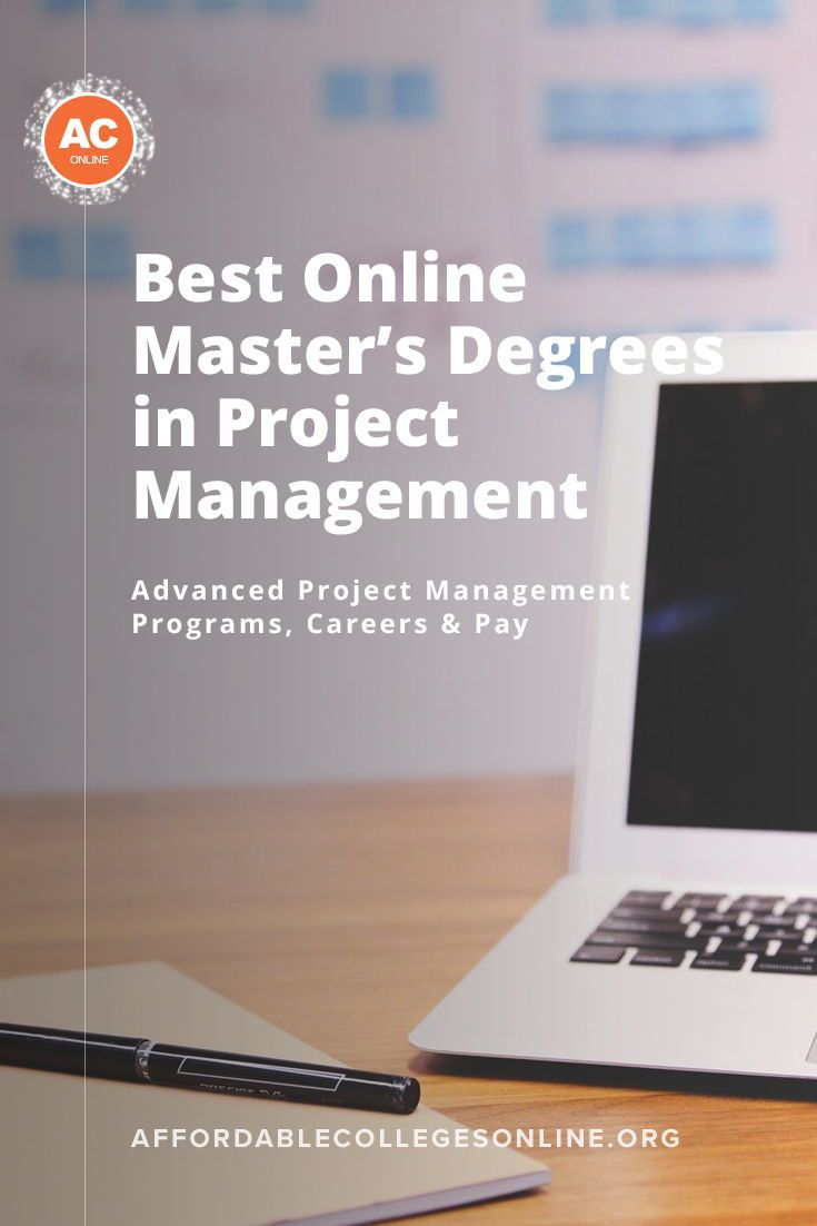 Project Managers Can Work In Many Industries From Health Care To Engineering To Information T Project Management Online Education Importance Of Time Management