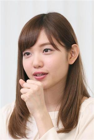 「バラエティーや情報番組にも出演する川田さんのように、幅広い年齢層から親しまれる人を目指したいです」と宣言。
