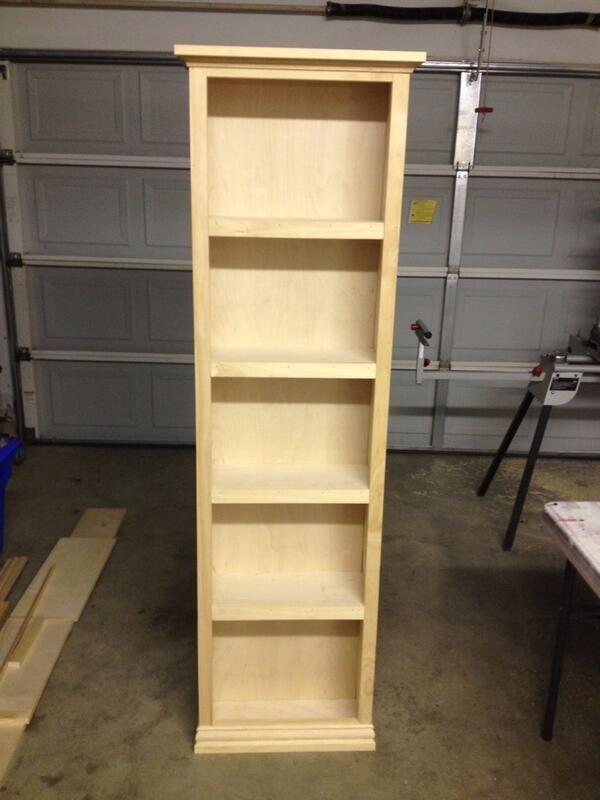 Kreg Jig Bookshelf Plans Woodworking Projects Amp Plans