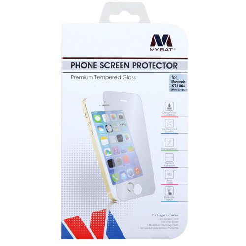 Motorola Moto G, Moto G 2nd Generation (XT 1064) Tempered Glass Screen Protector
