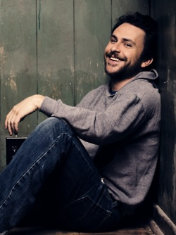 Charlie Day (because I love It's Always Sunny and have a special/inexplicable love for him)