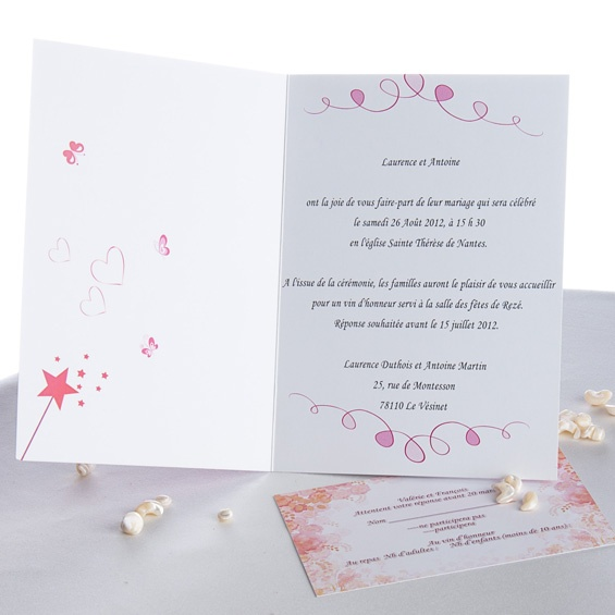Berühmt 176 best invitations faire part mariage texte images on Pinterest  NE29