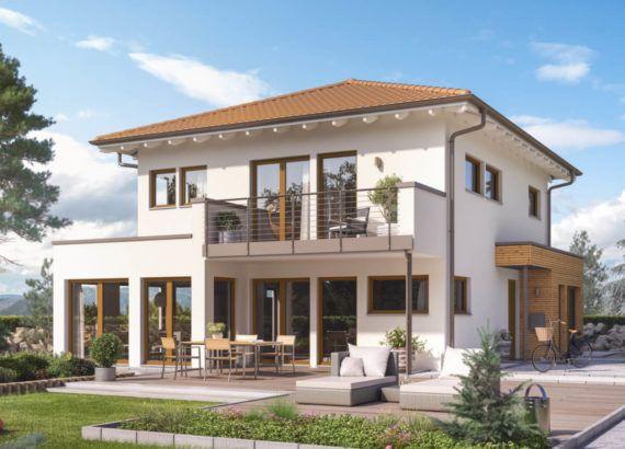 Sunshine 144 V6 Living Haus Hausbaudirekt Mega Projects In