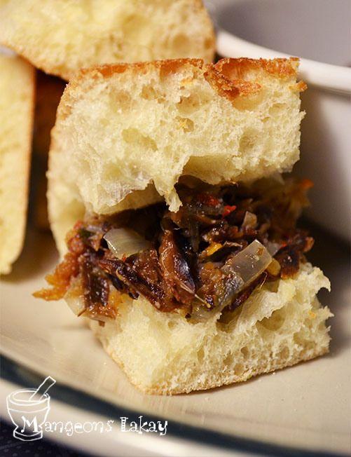 Chiktay Haitian dish Low Carb
