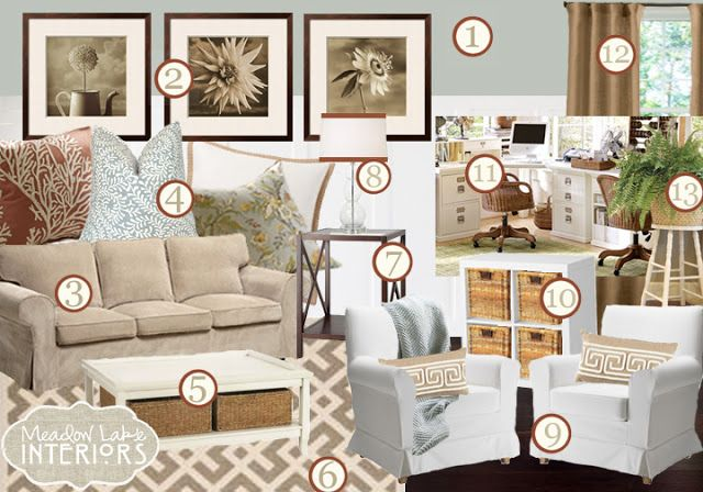 Kid Friendly Living Room Design Plan Colors Benjamin