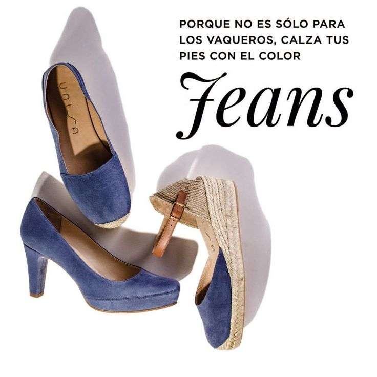 Because it is no just for denim, dress your feet with colour JEANS!