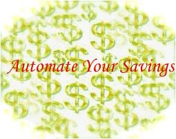 Wealth creation - Automate your Savings