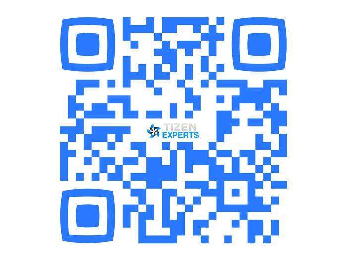 Smartphone App: QR Code Pro – a good QR Scanner app for Tizen Smartphones