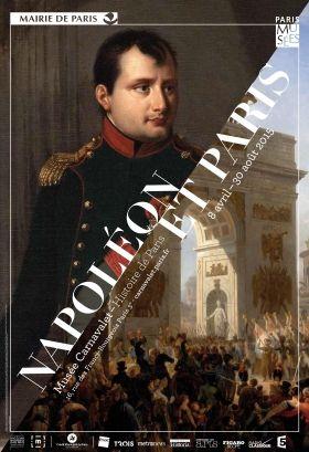 Critique de la magnifique expo Napoléon et Paris au Musée Carnavalet - Histoire de Paris (Paris). http://place-to-be.net/index.php/expositions/2588-napoleon-et-paris-reves-d-une-capitale-au-musee-carnavalet-paris